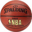 "Мяч баскетбольный ""SPALDING"" NBA Gold Indoоr/Outdoor р.7 синтетика-композит"
